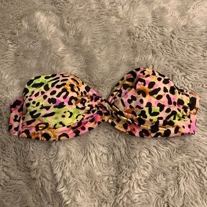 Victoria's Secret bandeau Swim top